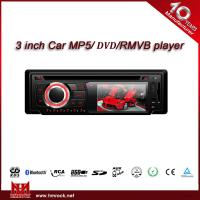 Buy cheap High Definition 3 TFT Screen,high power output,rear view Car DVD Player(Model:V-6303DT) from wholesalers
