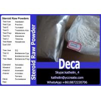 Buy cheap CAS 360-70-3 Nandrolone Steroid Cycle Powder Nandrolone Decanoate / Deca Hormone from wholesalers