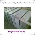 Buy cheap WE43 ZK60 AZ31 AZ91 Magnesium Alloy Plate Corrosion Resistance from wholesalers
