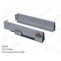 Buy cheap Furniture hardware drawer slide Full extension Drawer slide KRS01 from wholesalers