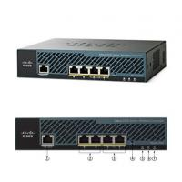 Buy cheap 4 Ports Cisco Wireless Controller With 25 Access Points AIR-CT2504-25-K9 from wholesalers