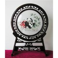 China Embroidery Craft-Lovely Panda on sale