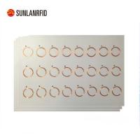Buy cheap Proximity 125kHz RFID Card Inlay 0.5mm RFID Prelam Inlay For Card Manufacturer from wholesalers