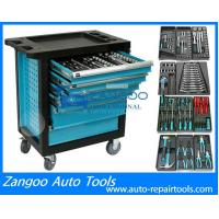 Buy cheap Steel 7 Drawer Tool Storage Cabinets Double Wall Construction For Packing Tool from wholesalers