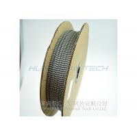 Buy cheap High Density Strong Abrasion Resistant Sleeving For Electrical Cable Wire Protecting from wholesalers