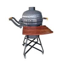 Buy cheap Cast Iron Grate Porcelain Enamel Big Egg Grill 21 Inch High Pressure Protection Device from wholesalers