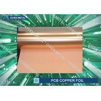 Buy cheap S-HTE ED Copper Foil for PCB , High Performance ,High Bending Resistance from wholesalers
