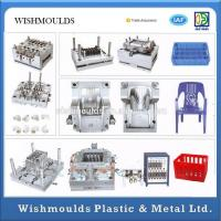Buy cheap OEM & ODM High Polish Plastic Injection Molded Parts With Three Plate Mould from wholesalers
