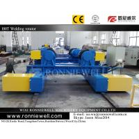 Buy cheap Automatic Pipe Welding Turning Rolls Motorized For Pressure Vessels product
