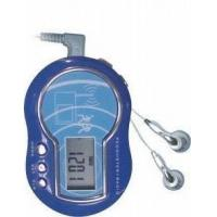 Buy cheap Alarm radio electronic pedometer SP-268 with step counter, calorie counter product
