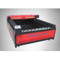 Buy cheap 100W Flat Bed CO2 Laser Cutting Machine With Water Cooling And Protect System from wholesalers