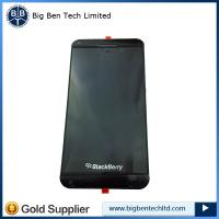 Buy cheap Best price for blackberry z10 lcd digitizer with frame from wholesalers