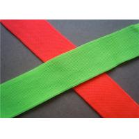 China 4 Cm Wide Woven Jacquard Ribbon Trim / Personalised Woven Ribbon on sale