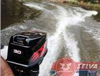 Buy cheap Electric Start Two Stroke Outboard Motor from wholesalers
