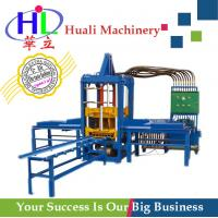 Buy cheap Small industry machines india QTF3-20 paver block making machine from wholesalers