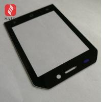 Buy cheap Customized cover glass lens for PDA computer windows from wholesalers