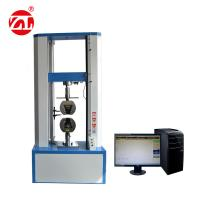 Buy cheap 300KN computer servo motor Tensile strength Universal Testing Machine from wholesalers