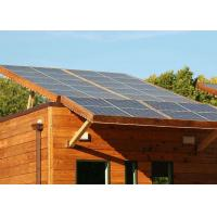 Buy cheap Durable Commercial Mono Solar Panels 240 Voltage With Mc4 Compatible Connector from wholesalers