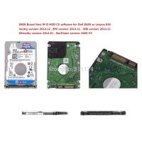 Buy cheap Brand New 500G WD MB Star C3 HDD Software Added W204 And Offline Coding 2014.12 Xentry DAS from wholesalers