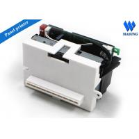 Buy cheap Small Fast Speed All In One Kiosk Receipt Printer 58mm For Self-Service Terminals from wholesalers