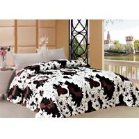 Buy cheap Cows Graphic Comforter Winter Quilt Sets With 150gsm Or 200gsm Polyester Filling from wholesalers