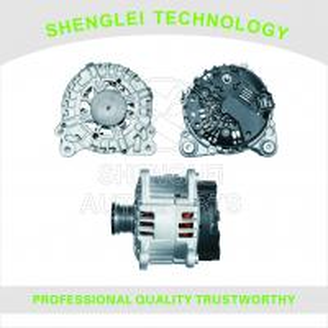 Buy cheap 12V 140A 04E903023K Volkswagen Alternator , Assembly Type VW Generator product