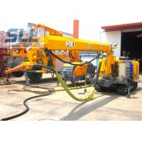 Buy cheap Crawler Type Concrete Spraying Equipment Machine 20m3 Per Hour Output from wholesalers