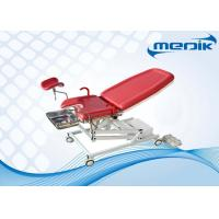 Buy cheap Automatic Enameled Steel Gynecological Examination Table For Woman from wholesalers