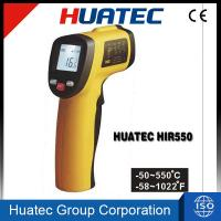Buy cheap Wavelength 8μm -14μm 550℃ Non Contact Laser Infrared Thermometer Handheld HIR 550 from wholesalers