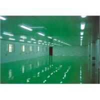 Buy cheap Food Processing Areas Clean Room Equipment Self Leveling Epoxy Floor Coating from wholesalers