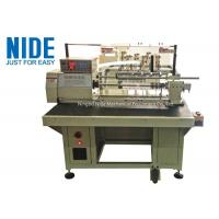 Buy cheap Semi Automatic Coil Winding Machine For Fan Motor And Washing Machine Motor from wholesalers