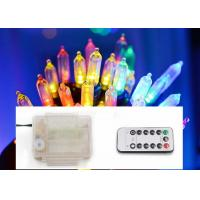 Buy cheap 3 AA Battery Operated LED String Lights Indoor Decorative Colorful Lamps from wholesalers