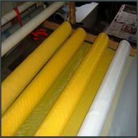 Buy cheap 150T (380mesh) polyester silk screen printing mesh hot sales from wholesalers