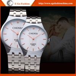 Buy cheap 055B Couple Watch Fashion Jewelry Wholesale Watch Quartz Women's Watch Female Wristwatch from wholesalers