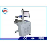 Buy cheap OEM Easily Operating Metal Laser marking  Machine 1064 nm With AutoCAD from wholesalers