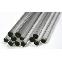 Highly Resistant Glass Stirring Rod / Glass Rod Chemical ...