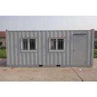 Buy cheap Easy / Quick Assembly Prefab Shipping Container Homes Commercial Steady Real Estate from wholesalers