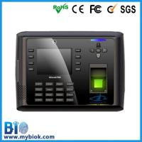 Buy cheap Wireless WIFI/GPRS Fingerprint Based Time Attendance Access Control Bio-Iclock700 from wholesalers