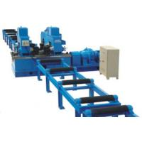 Buy cheap H-beam straightening machine JZJ-800 from wholesalers