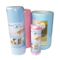 Buy cheap Spunlace Nonwoven Wet Wipes Washer Cloth for Kitchen / Hotel / Restaurant from wholesalers