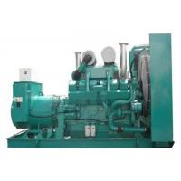 Buy cheap 400KW Cummins Generator Set With Heavy Duty Diesel Engine Electric Start KTA19- G3 from wholesalers