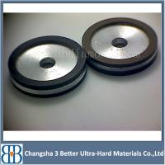Buy cheap China Metal Resin Bond diamond polishing grinding wheels from wholesalers