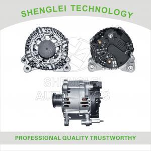 Buy cheap Center Muffler Type VW Golf Alternator Aluminum Made 3C / ISO16949 Approval product