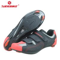 Buy cheap Lightweight Road Riding Shoes PU Mesh Upper High Security Excellent Slip Resistance from wholesalers
