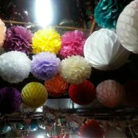 Buy cheap Hot sale chinese handmade paper honeycomb ball/ Paper Flower for party decoate from wholesalers