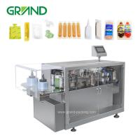 Buy cheap Plastic Vial Forming Liquid Filling And Sealing Machine With High Speed product