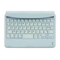 Buy cheap White / Black IPad Mini Bluetooth Keyboard From Aviation Aluminum + ABS plastic product