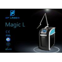 Buy cheap Picosure Q Switched Nd Yag Laser Machine , 1064nm Tattoo Laser Removal Machine from wholesalers