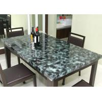 Buy cheap 20mm / 30mm Thickness Glossy Jade Dining Table / Montary Jade Coffee Table from wholesalers
