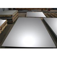 Buy cheap ASTM , AISI 316L Stainless Steel Plate , Cold Rolled , Thickness 0.3mm - 3.0mm from wholesalers
